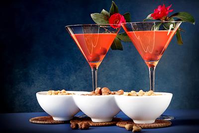 frutta secca aperitivo
