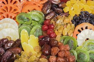 frutta disidratata Sardegna
