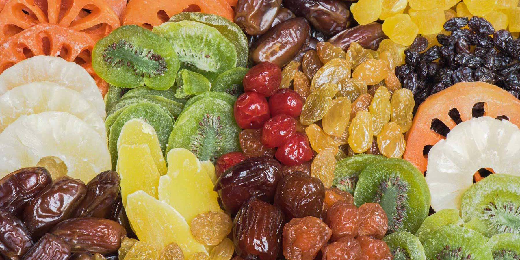 frutta disidratata Auriemma